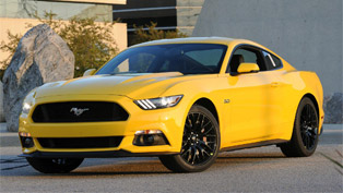 All-new 2015 Ford Mustang in production now