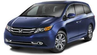 2015 Honda Odyssey - US Price $28,975