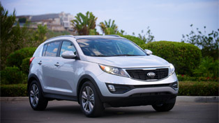 2015 Kia Sportage increases comfort and more
