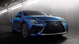 2015 Lexus RC F is Getting Ready for Launch