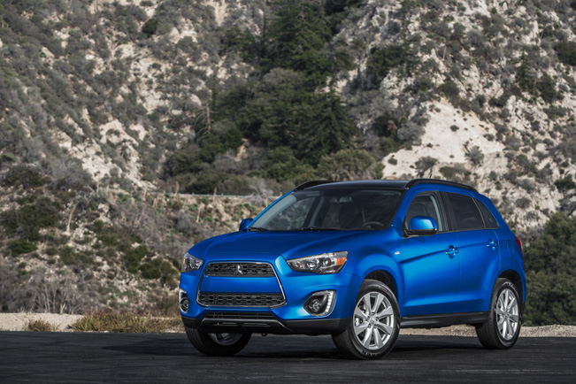 2015 Mitsubishi Outlander Named One Of Best Back To School Cars