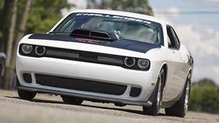 2015 Mopar Dodge Challenger Drag Pak [video]