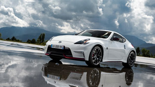 2015 Nissan 370Z NISMO Goes on Sale in Europe
