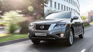 2015 Nissan Pathfinder And Sentra Sedan Debut in Moscow
