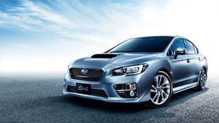 2015 Subaru WRX S4 Debuts in Japan
