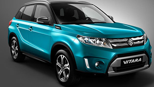 2015 suzuki vitara at the paris motor show