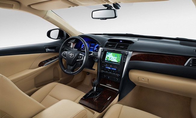 Toyota Camry Rz >> 2015 Toyota Camry Facelift for Russia