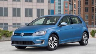 2015 Volkswagen e-Golf Goes on Sale
