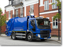 Volvo releases truck that runs on natural gas