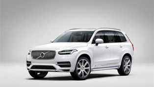 volvo cars debuts the new 2015 volvo xc90