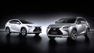2015 Lexus NX Redefines SUV Design