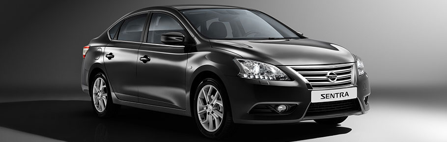 2015 nissan sentra front angle