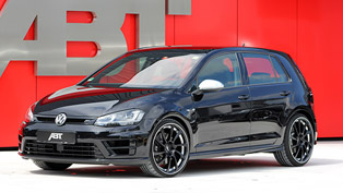ABT Volkswagen Golf R - 400HP and 480Nm