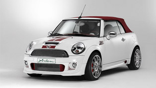 Arden Individualizes MINI's Interior