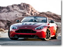 Aston Martin to present 2015 V12 Vantage S Roadster at Pebble Beach