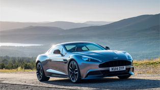 Aston Martin upgrades Vanquish and Rapide S models