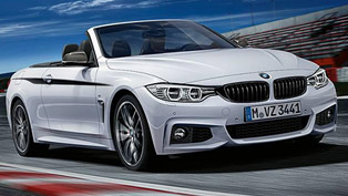 BMW 4-Series Convertible - ///M Performance