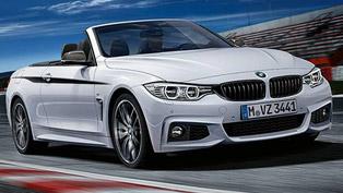 BMW 4-Series Convertible - ///M Performance
