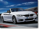 BMW 4-Series Convertible – ///M Performance