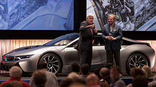 BMW i8 Concours d'Elegance Edition - Auctioned for $825,000