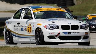 Burton Racing BMW 128i - Street Tuner Victory at Road America