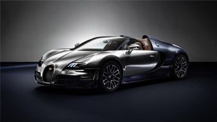 Bugatti to honor Ettore Bugatti with last Legend