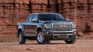 GMC announces 2015 Canyon pricing