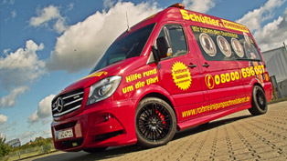 Hartmann Tuning Work on Mercedes-Benz Sprinter