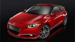 Honda CR-Z Sport Hybrid Coupe now offers supercharged performance