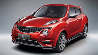 Infiniti ESQ is Twin of Nissan Juke for the Chinese Market