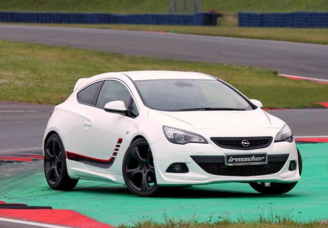 Irmscher Opel Astra Gtc Turbo