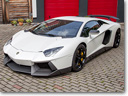 KW High Performance Coilovers for Lamborghini Aventador LP700-4