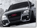 Monsoon Grey Audi Q5 Wide Track by A. Kahn Design