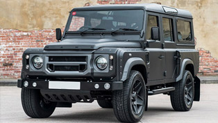 Kahn Design Land Rover Defender 110 Wide Arch Kit