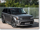 Kahn Shows Range Rover RS300 Causeway Grey Edition