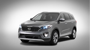 First official photos of all-new Kia Sorento now available
