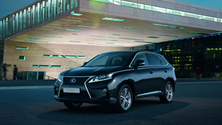 Lexus Introduces RX 450h Advance