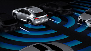 Lexus is Introducing New Visibility Technology to the NX Range