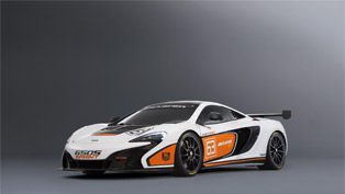 McLaren to debut 650S Sprint at 2014 Pebble Beach