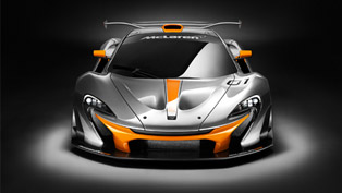 McLaren Unveils P1 GTR Design Concept at Pebble Beach
