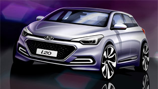 Hyundai Motor describes new i20 model