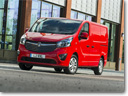 Vauxhall offers excellent service to van owners