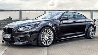Prior Design PD6XX based on BMW 6-Series Gran Coupe