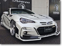 Rowen International Toyota GT 86