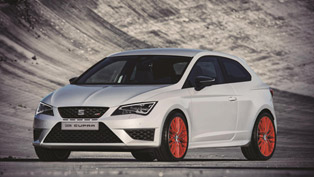 SEAT Leon CUPRA 280 Gets Sub8 Performance Pack