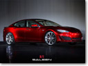 Saleen FOURSIXTEEN is Enhanced Tesla Model S