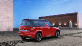 Škoda unveils full specifications and prices for Yeti Monte Carlo