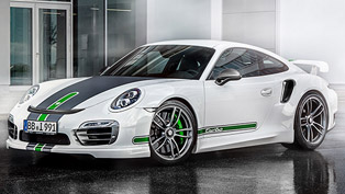 TechArt Power Kit for Porsche 911 Turbo