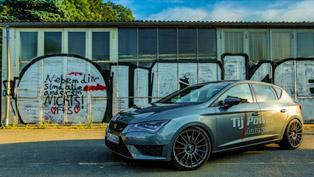 Tij-Power Tunes Seat Leon 5F Cupra