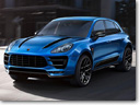 Top Car Porsche Macan - Wide Body Kit